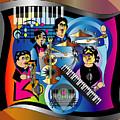 Jazz Combo by George Pasini