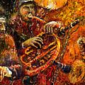 Jazz Gold Jazz by Yuriy Shevchuk