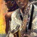 Jazz Muza  by Yuriy Shevchuk