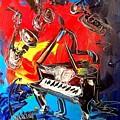 Jazz Piano by Mark Kazav