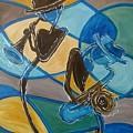 Jazz Raz by Regina Walsh