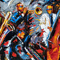 Jazz Unit by Debra Hurd