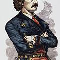 Jean Lafitte (c1780-c1826) by Granger