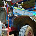 Jeepney by Betsy Knapp