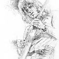 Jeff Beck - Truth by David Lloyd Glover