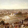 Jerusalem In Her Grandeur by Henry Courtney Selous