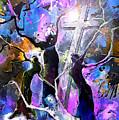 Jesus From Cross by Miki De Goodaboom