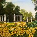 Jewel Box Gardens by Michael Frank