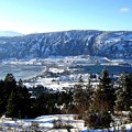 Jewel Of The Okanagan by Will Borden
