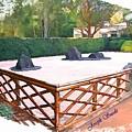 Jg-0001 Koetsu Style Fence by Digital Oil