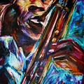 John Coltrane by Frances Marino