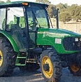 John Deere by Donna Bentley