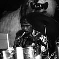 John Gilmore At The Red Garter 1970 Nyc by Lee Santa
