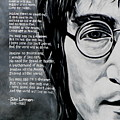 John Lennon - Imagine by Eddie Lim