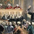 John Peter Zenger Trial by Granger