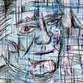 Johnny Cash by Jera Sky