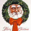 Jolly Old Saint Nick by Richard De Wolfe