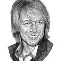 Jon Bon Jovi by Murphy Elliott
