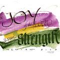 Joy Strength II by Judy Dodds