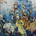 Joyful Melody by Sari Haapaniemi