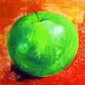 Juicy Green by Erika Larskaya