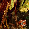 Jungle Cat by Joe Costello
