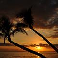 Ka'anapali Beach Sunset by Kelly Wade