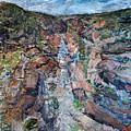 Kalbarri Gorge by Joan De Bot