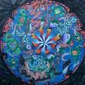 Kaleidoscope Eyes by Angelina G T