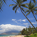 Kamaole Beach by Ron Dahlquist - Printscapes