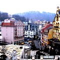 Karlovy Vary Cz by Michelle Dallocchio