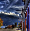 Kaslo At Kootenai Lake by Lee Santa