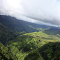 Kauai By Helicopter by Mary Haber