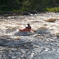Kayak 1 by Jouko Lehto