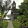 Keawala'i Congregational Church by Jo Sheehan