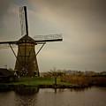 Kinderjik Windmill by Jill Smith