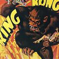 King Kong by Georgia Fowler
