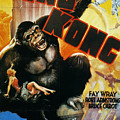 King Kong Poster, 1933 by Granger