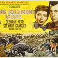 King Solomons Mines, Deborah Kerr by Everett