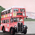 Kirkland Bus by Gale Cochran-Smith