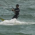 Kite Surfing 11 by Joyce StJames