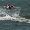 Kite Surfing 22 by Joyce StJames