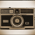 Kodak Instamatic Camera by Mike McGlothlen