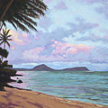 Koko Palms by Patti Bruce - Printscapes