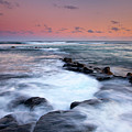 Koloa Sunset by Mike  Dawson