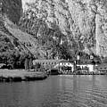 Konigssee Lake And Saint Bartoloma 2 by Lee Santa