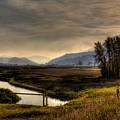 Kootenai Wildlife Refuge In Hdr by Lee Santa