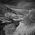Kootenai Wildlife Refuge In Infrared 4 by Lee Santa