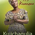 Kwanzaa Kujichagulia by Shaboo Prints
