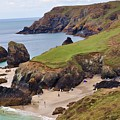 Kynance Cove by Andrea Everhard
